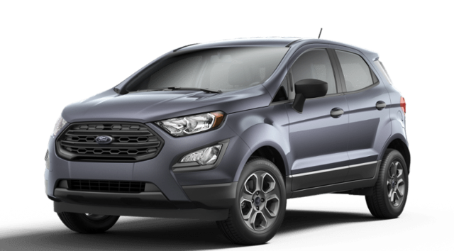 New 2019 Ford EcoSport S SUV for sale in Hampton, VA